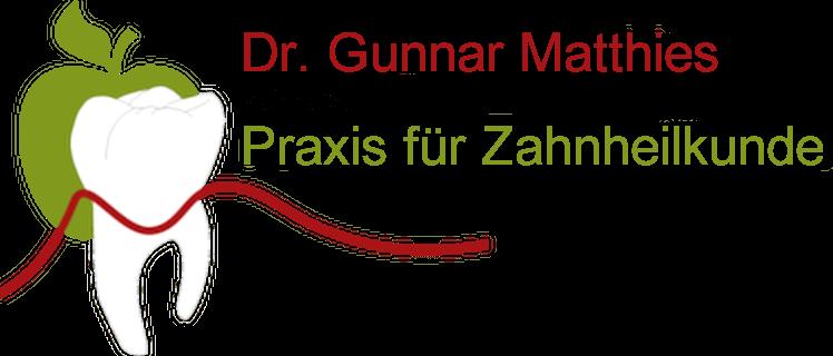 Logo Zahnarztpraxis Dr. Matthies